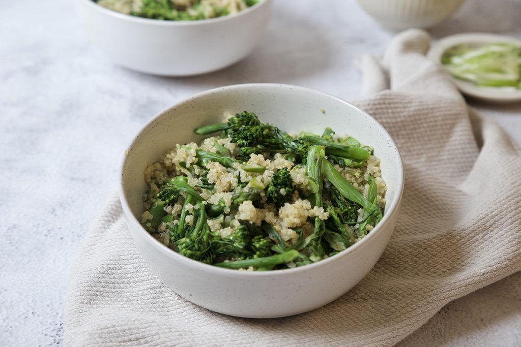 quinoa salad insalata pomegranate verdure