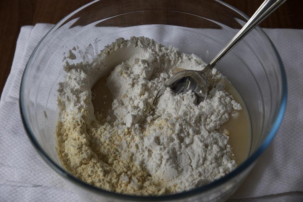 focaccia gluten free con rosmarino