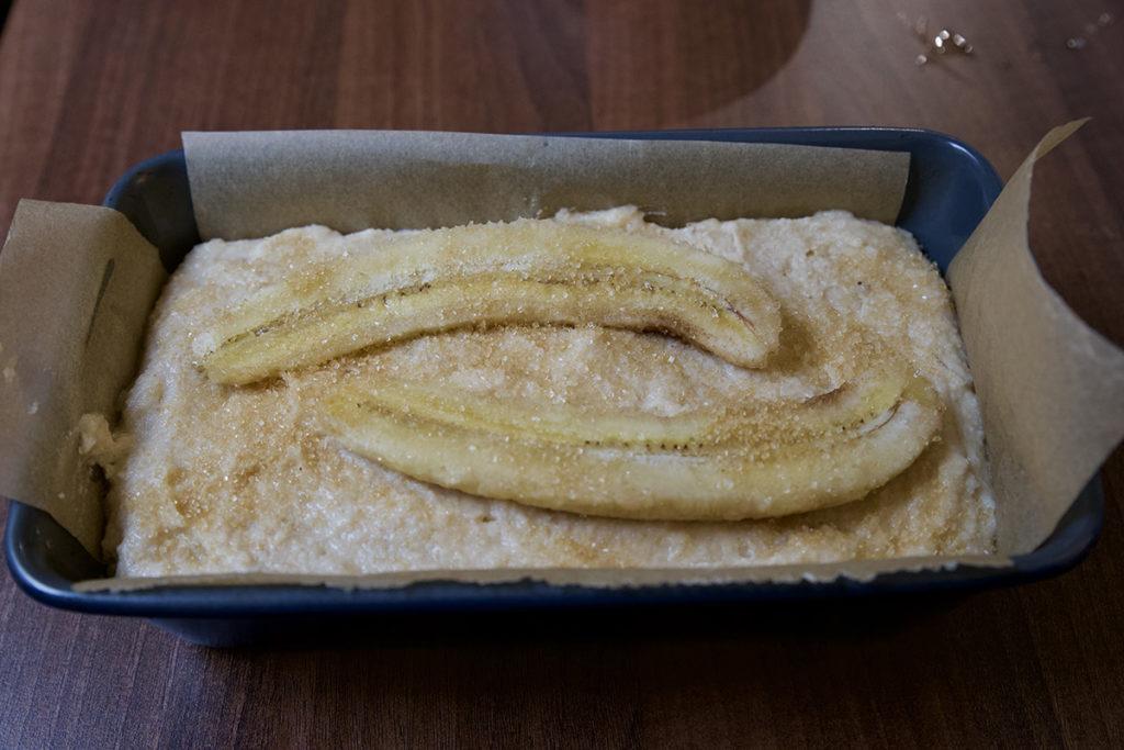 torta banana bread